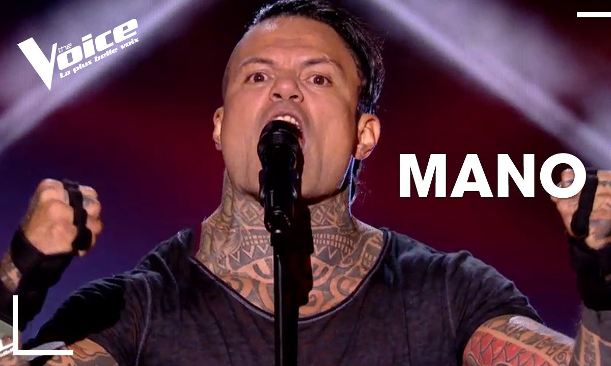 Mano – Enter Sandman (Metallica)