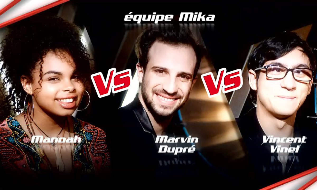 Manoah VS Marvin Dupré VS Vincent Vinel - Epreuve Ultime (Saison 6)