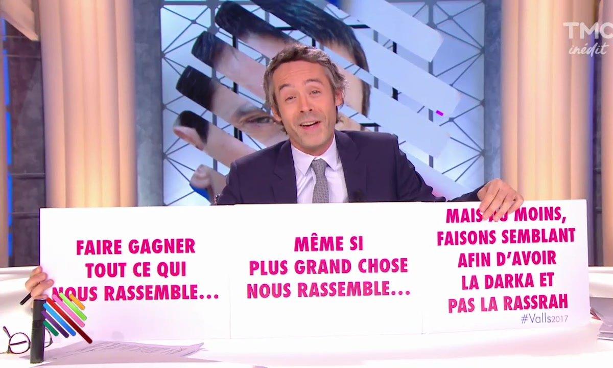 Valls Candidat : le slogan qui tue !