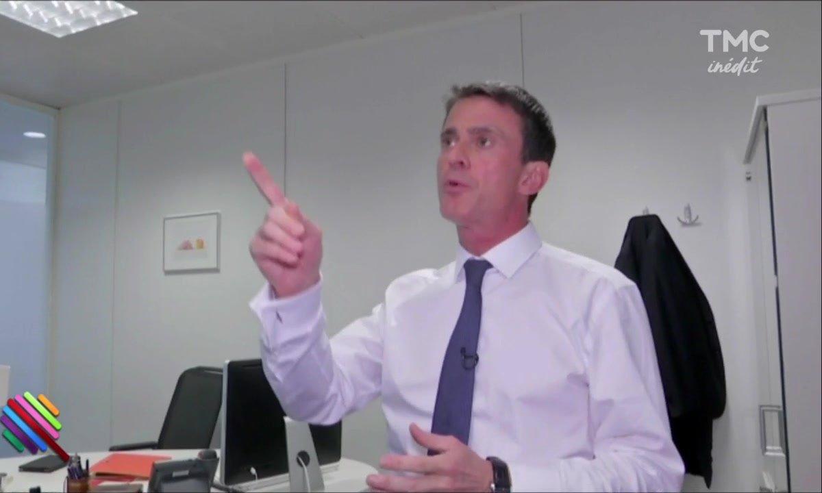 Manuel Valls fait le tour du proprio