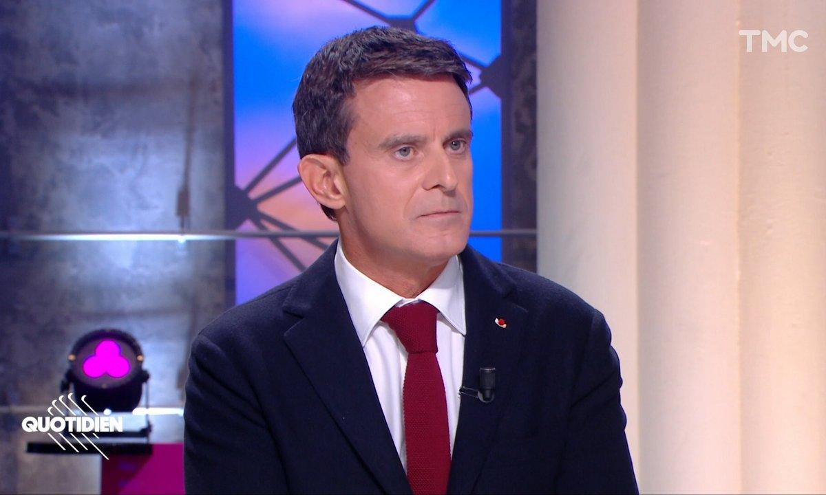 """Manuel Valls : """"Nous allons connaître de nouveaux attentats"""""""