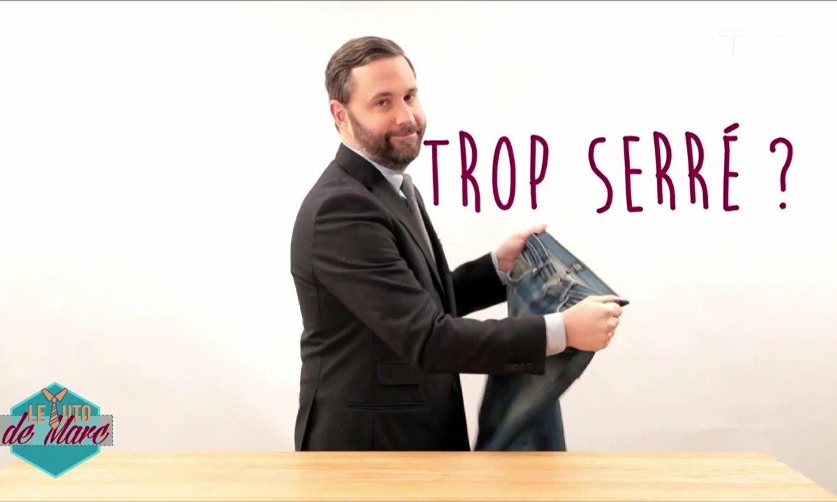 Marc Beaugé : comment rentrer dans son jean trop serré après les fêtes ?