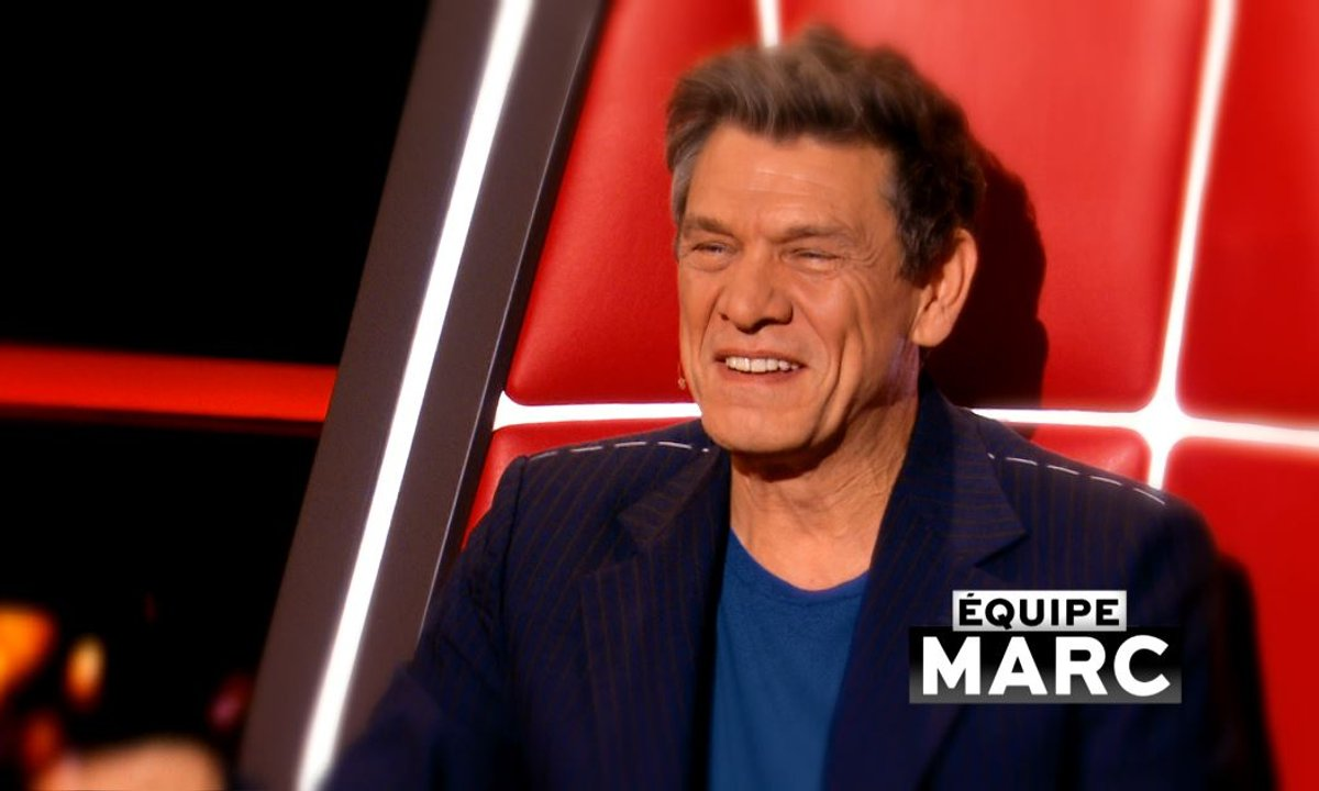 The Voice 2021 - Le récap de la Team Marc Lavoine