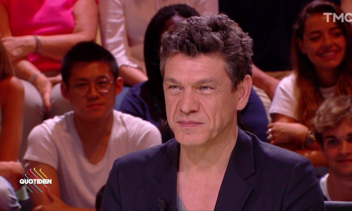 """Marc Lavoine lypémaniaque ? """"Une mélancolie héritée de ma mère"""""""