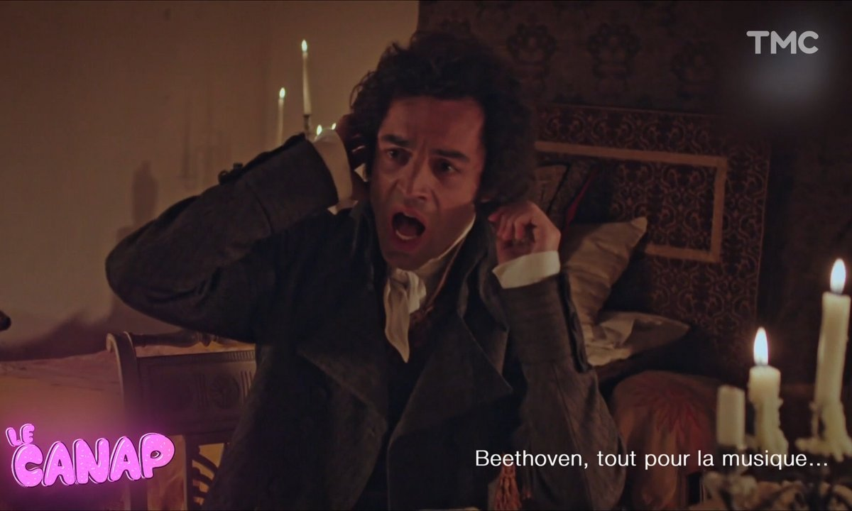 Mardi Canap: Beethoven, David Guetta, deux hommes, un seul destin