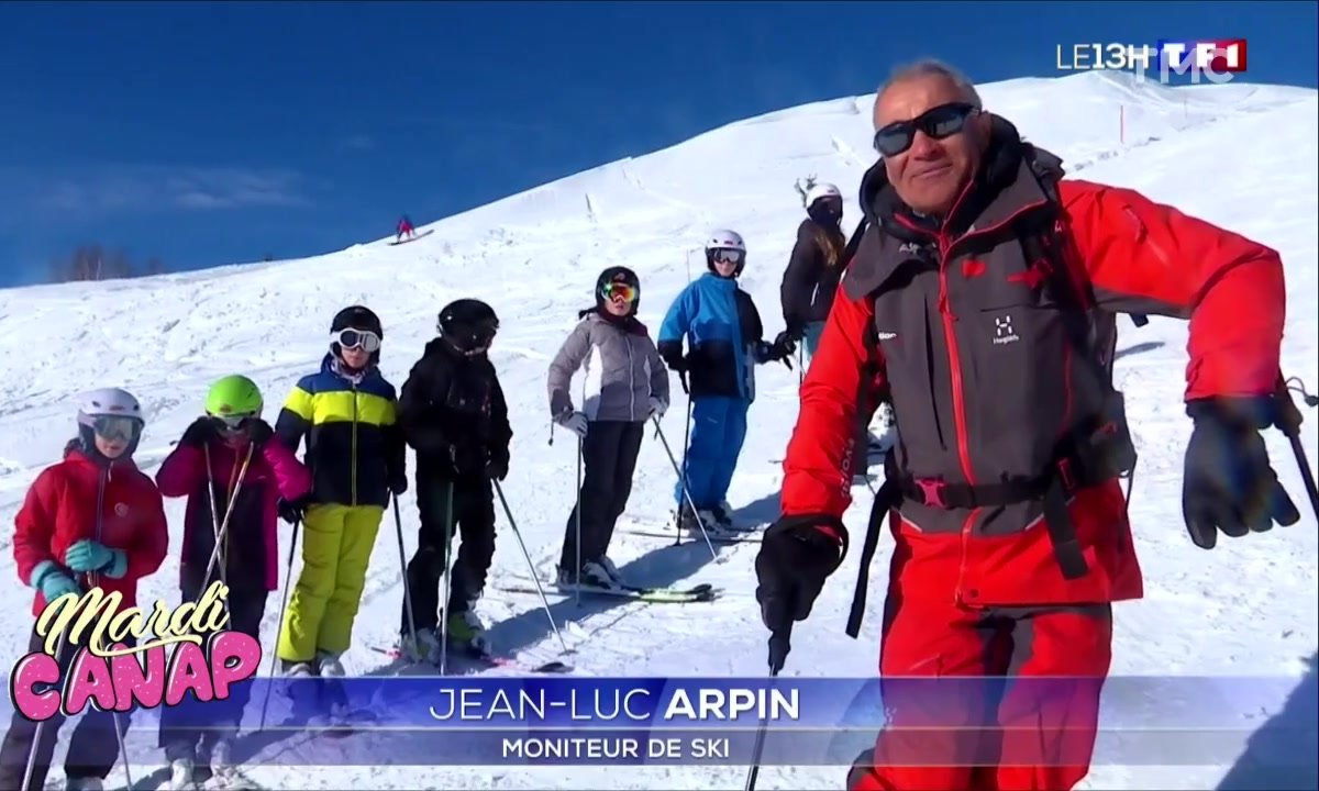 Mardi Canap : Jean-Luc, le meilleur mono de ski