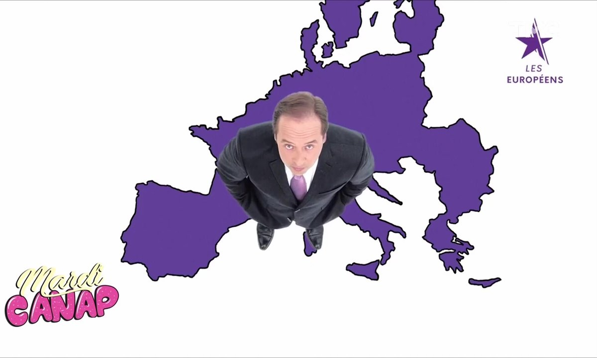 Mardi Canap : le pire des clips de campagne pour les européennes