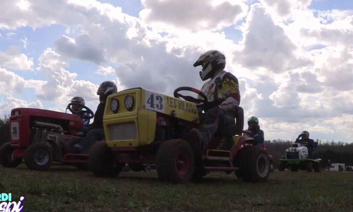 Mardi Transpi : les 24h du Tracteur Tondeuse