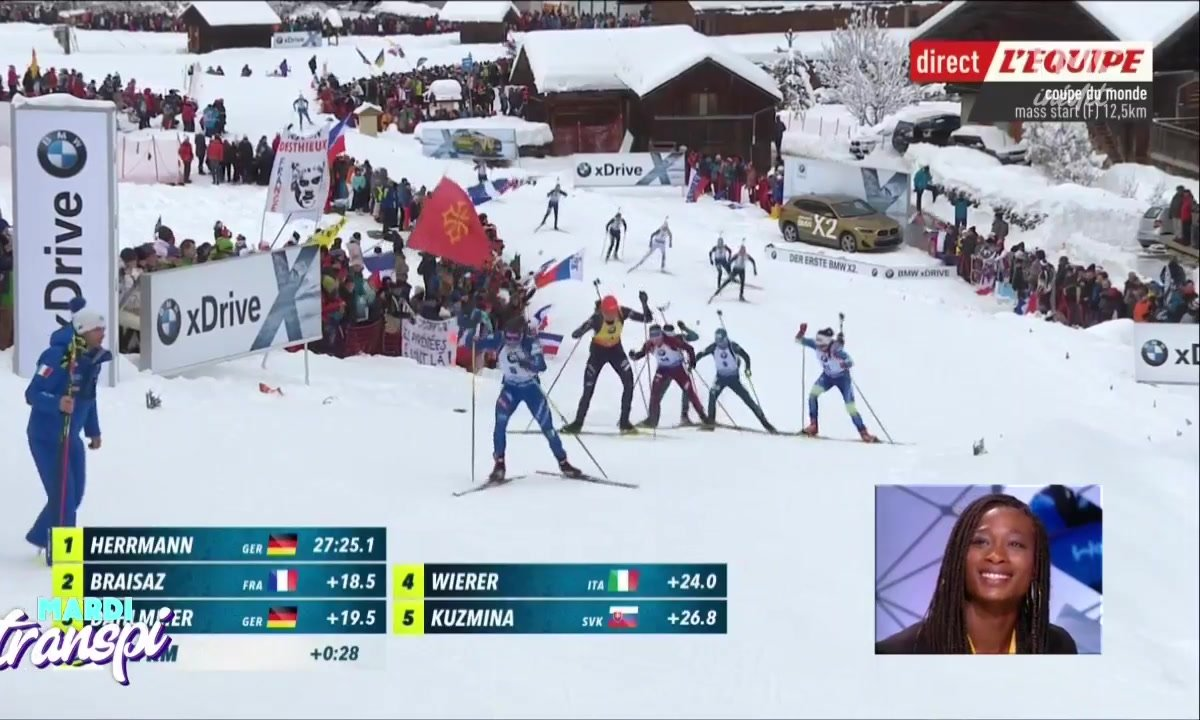 Mardi Transpi : c'est la saison du biathlon !