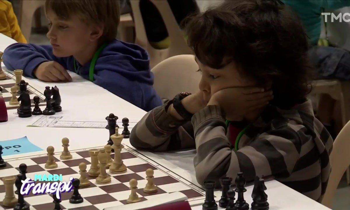 Mardi Transpi : le championnat d'échecs pour les enfants