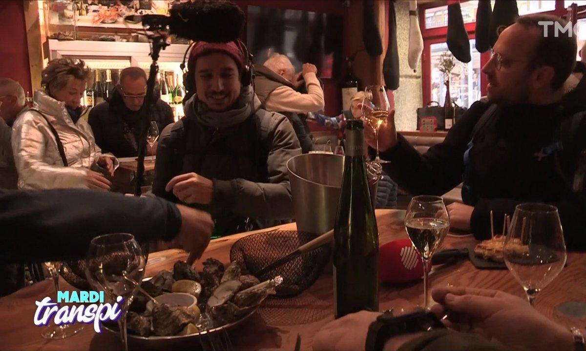Mardi Transpi : en plein reportage, on s'est fait engrainer par un caviste
