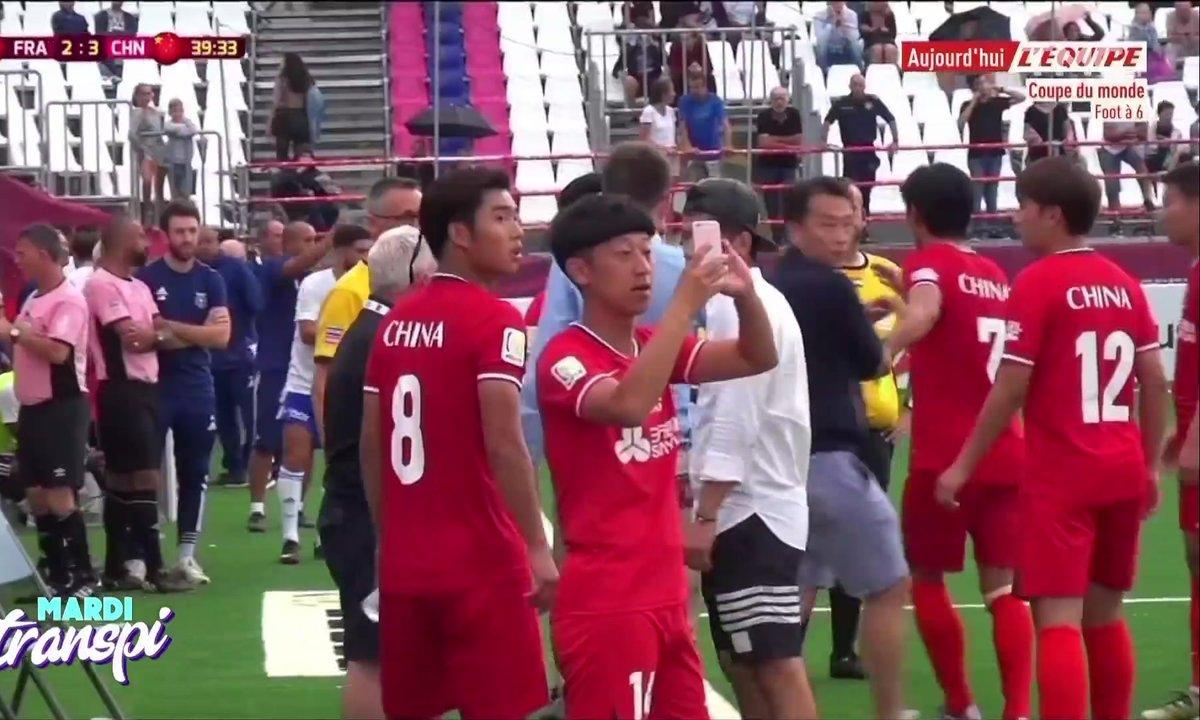 Mardi Transpi : le foot à 6 a AUSSI sa Coupe du monde
