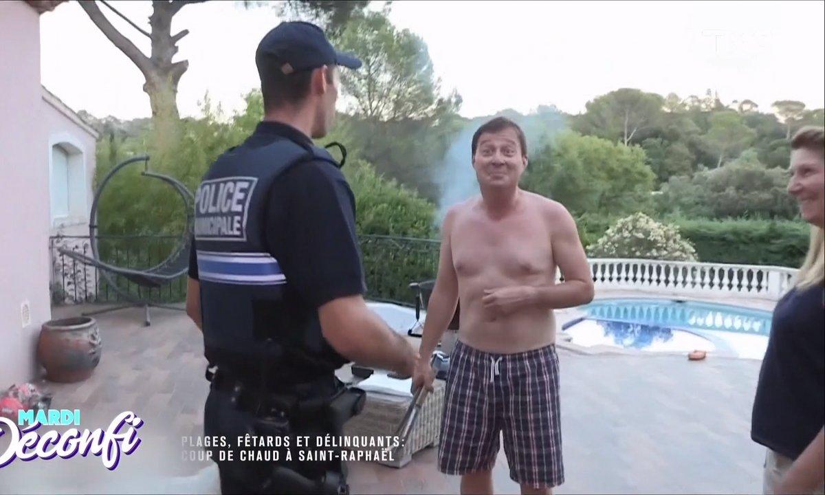 Mardi Transpi : grosse affaire de barbecue prohibé dans Appels d'urgence