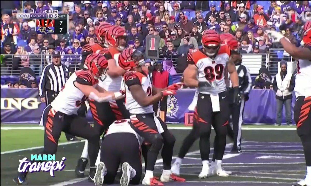 Mardi Transpi : jamais déçus par la NFL