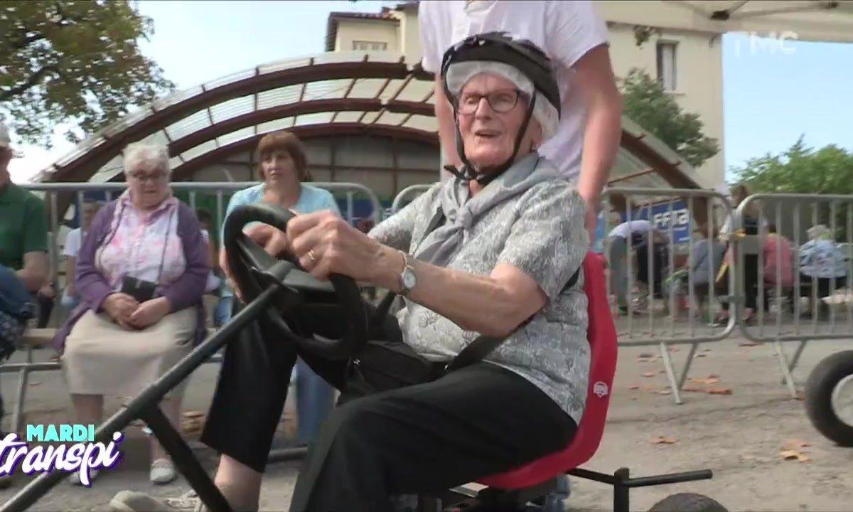 Mardi Transpi : les JO Seniors