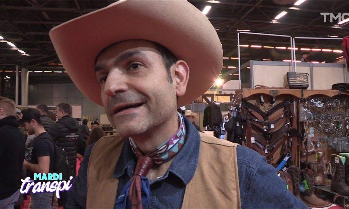 Mardi Transpi : on a réalisé le rêve d'un petit cow boy