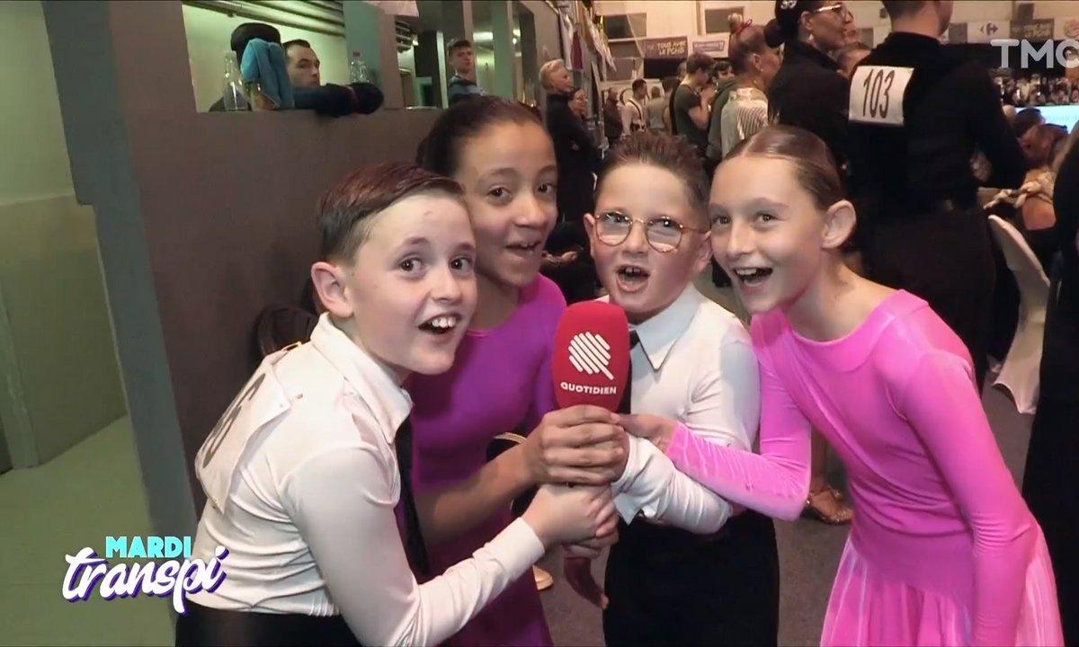Mardi Transpi : on a trouvé les plus choux des petits danseurs