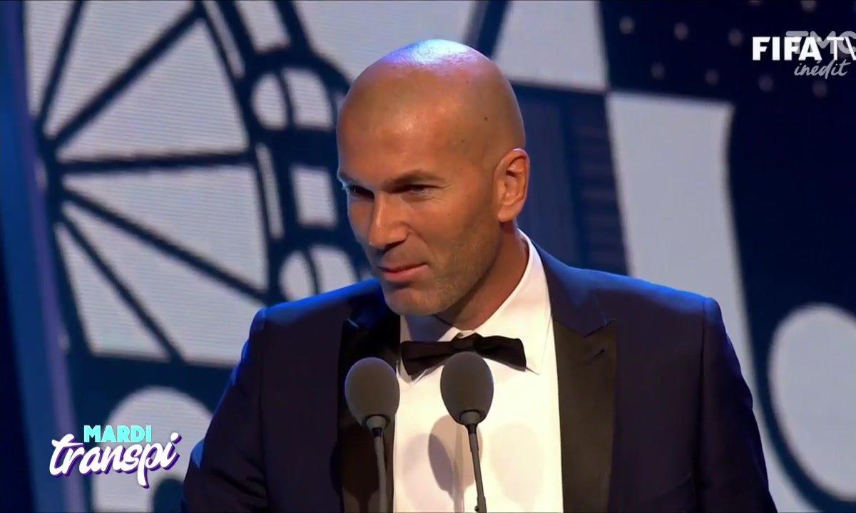 Mardi Transpi' : les Oscars du Foot consacrent ses stars