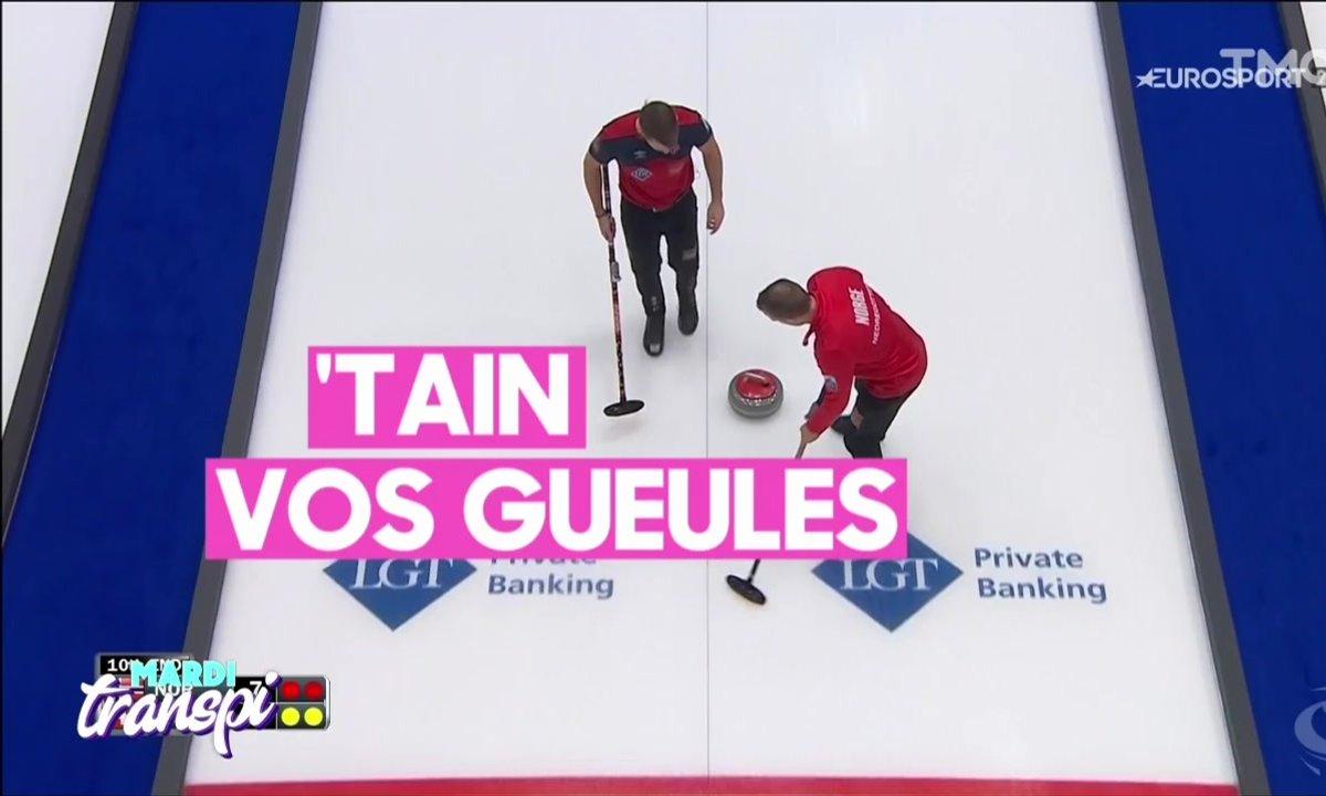 Mardi Transpi : passion curling