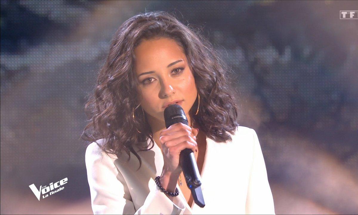 """The Voice 2021 – Marghe chante """"Mon vieux"""" de Daniel Guichard (Finale)"""