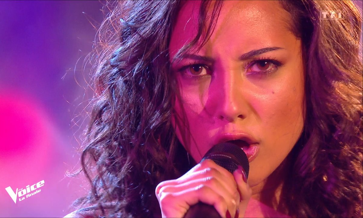 """The Voice 2021 – Marghe chante son titre original  """"Forget everything"""" (Finale)"""