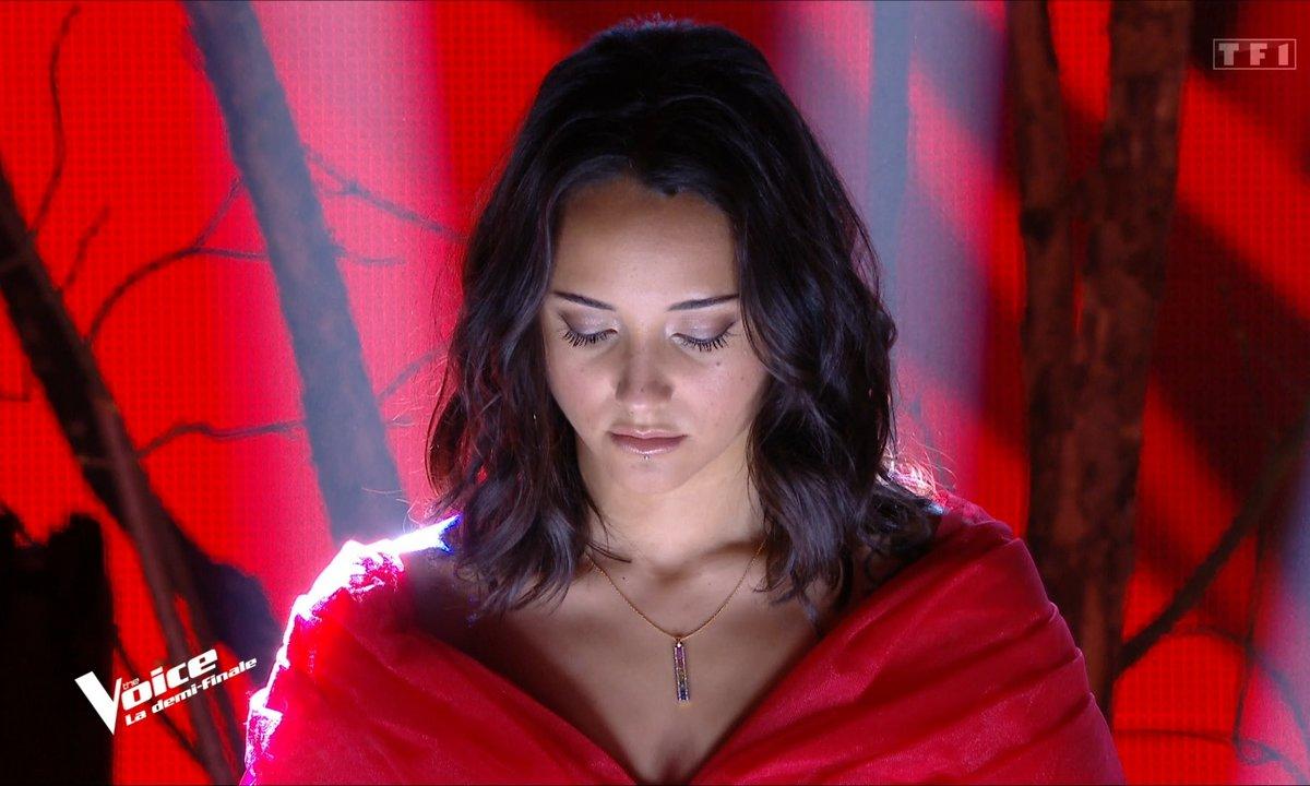 "The Voice 2021 – Marghe chante ""You are so beautiful"" de Joe Cocker (Demi-finale)"