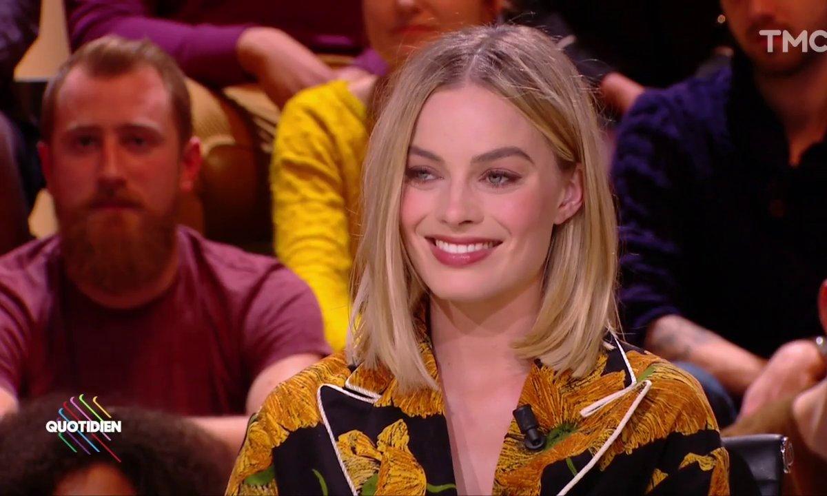"Margot Robbie chez Quentin Tarantino ? ""Je croise les doigts"""