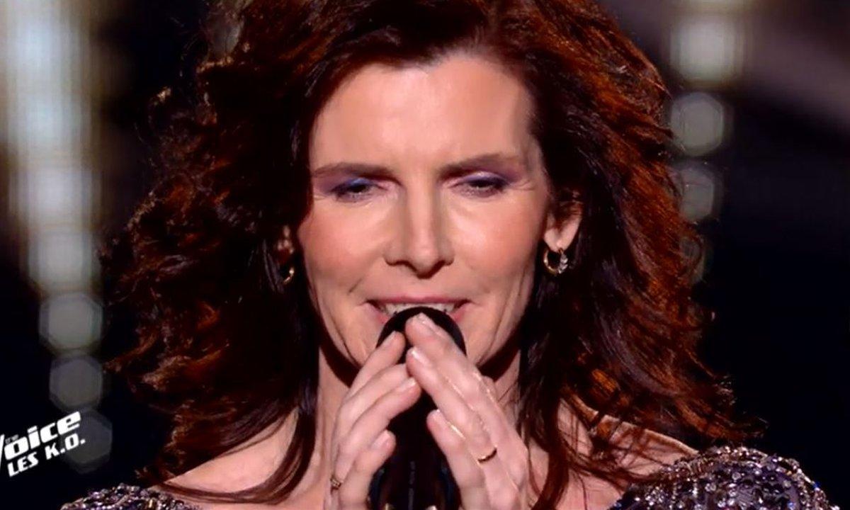 """THE VOICE 2020 - Maria chante """"Memory"""" de Barbra Streisand (KO)"""