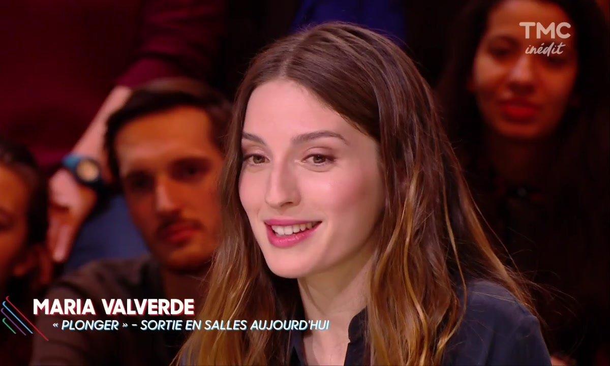 Invitée : Maria Valverde, l'actrice espagnole que tout le monde s'arrache
