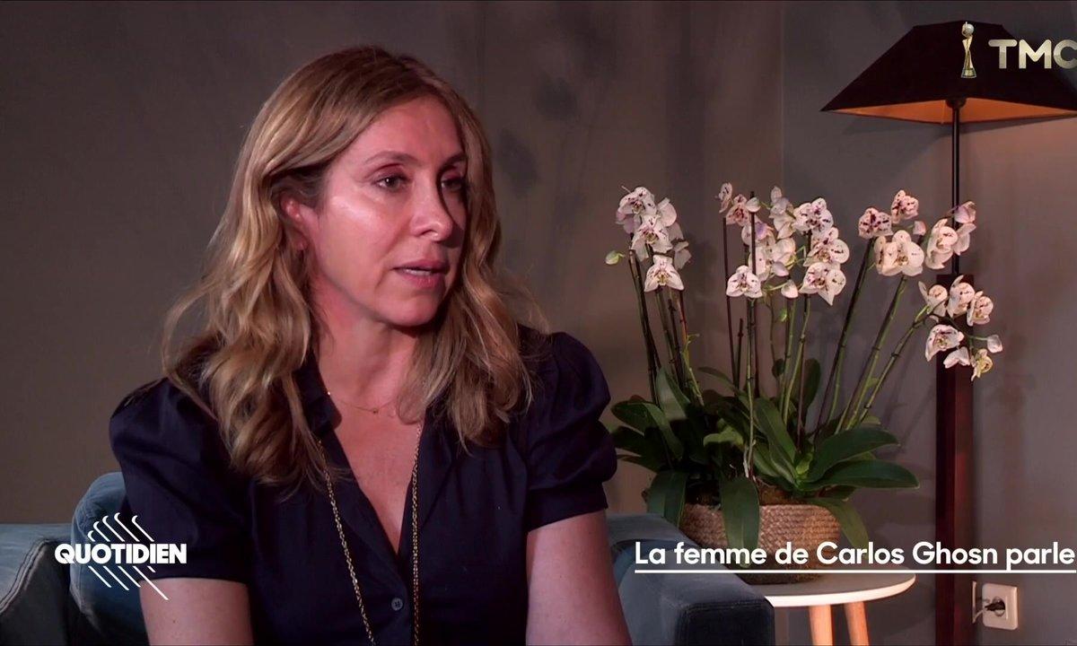 Exclu - Mariage à Versailles : Carole Ghosn s'explique