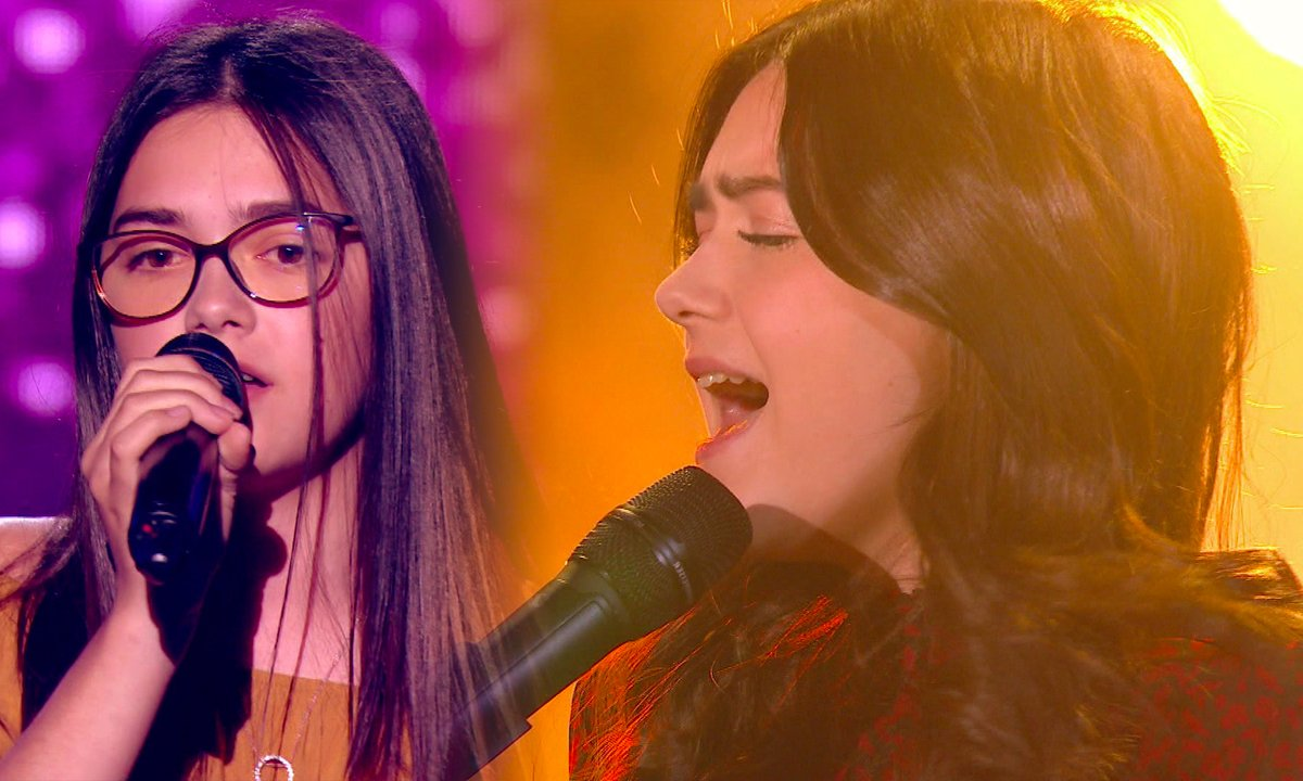 """The Voice All Stars - Marie Clauzel chante """"Always Remember Us This Way"""" de Lady Gaga (A Star is Born)"""