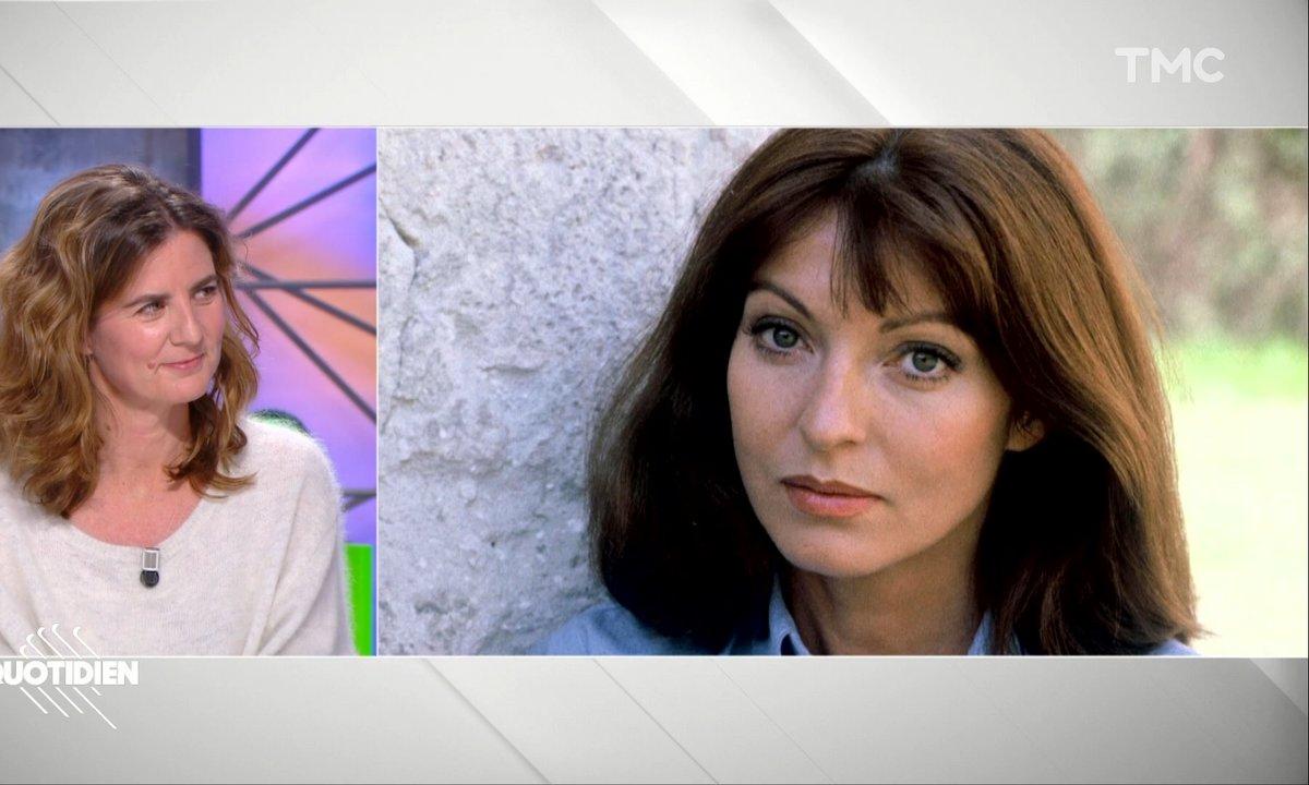 """Camille Kouchner sur Marie-France Pisier: """"Elle était merveilleuse, elle m'a écoutée, bousculée"""""""