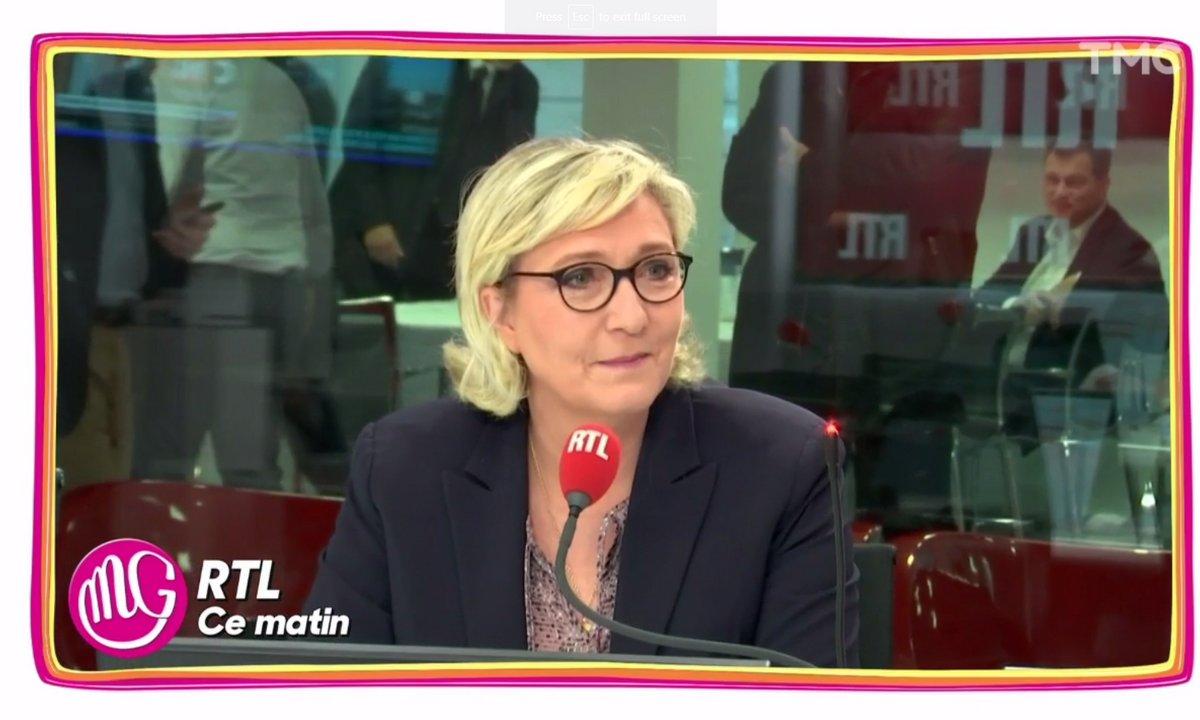 Morning Glory : on sait enfin pourquoi Marine Le Pen persiste en politique