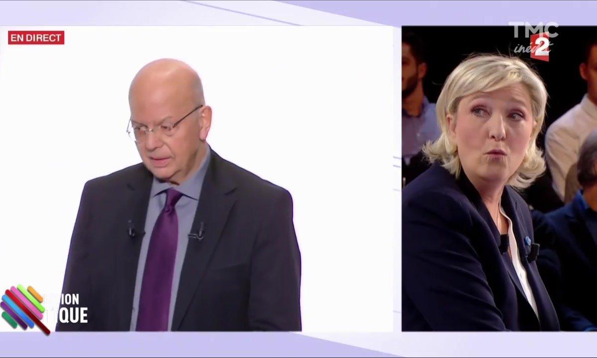Marine Le Pen sur France 2, l'interview impossible