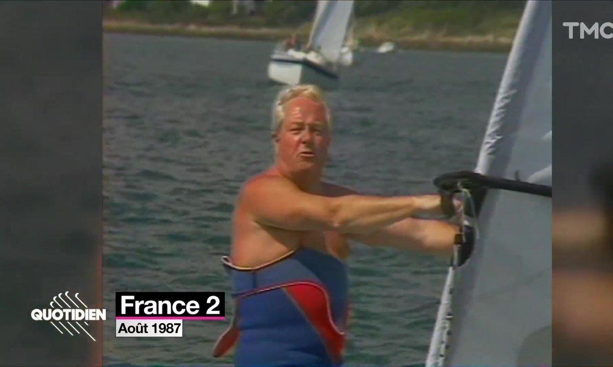 Marine Le Pen: sisi, il y avait déjà un gros problème de voile il y a trente ans