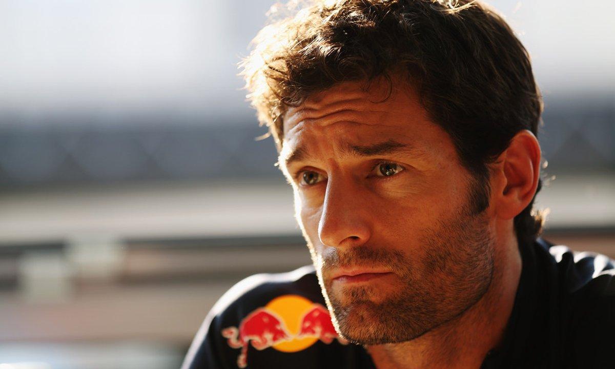 F1 : Mark Webber en toute intimité