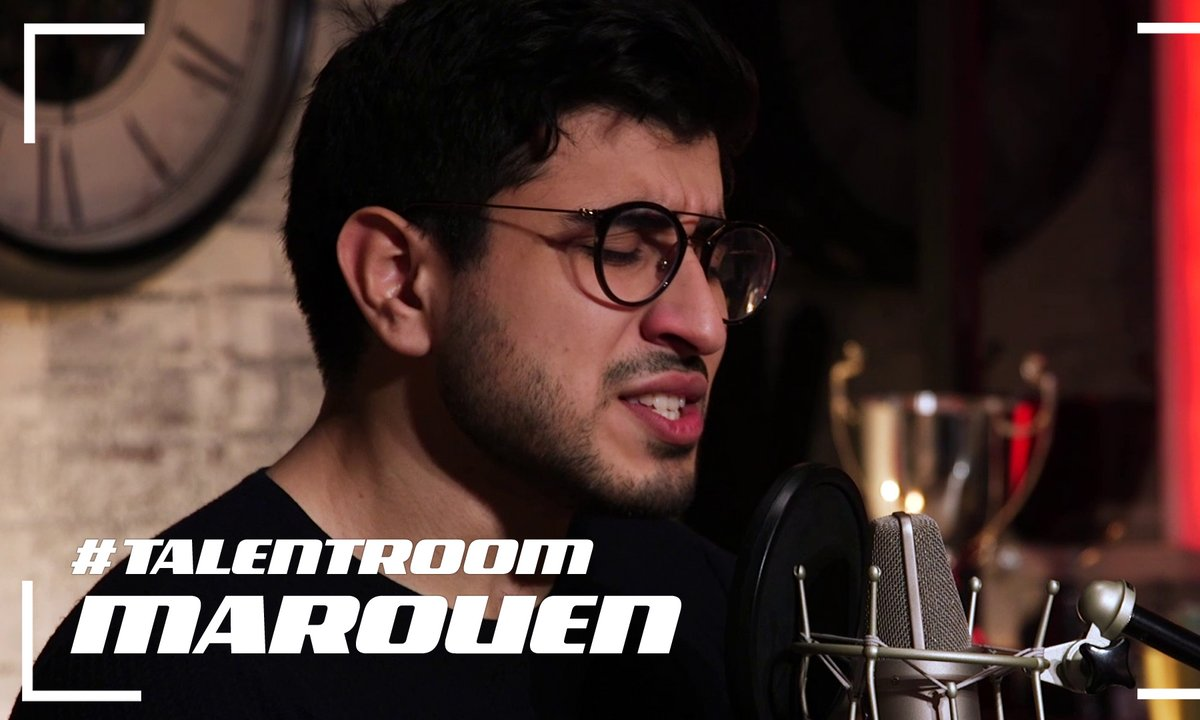 #TALENTROOM – Marouen : Make you feel my love – Adele