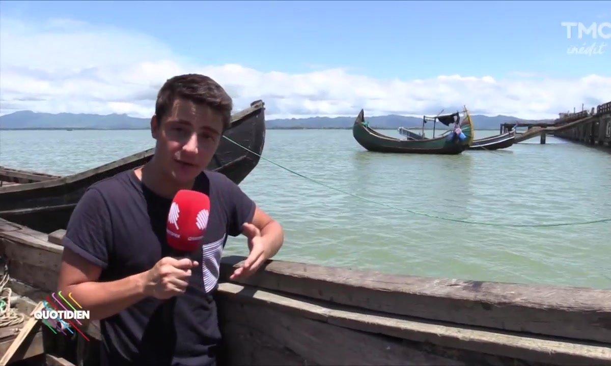Martin Weill à la rencontre des réfugiés Rohingyas au Bangladesh