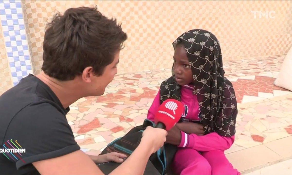 Martin Weill à Dakar : Le difficile accès à la scolarité des jeunes sénégalais