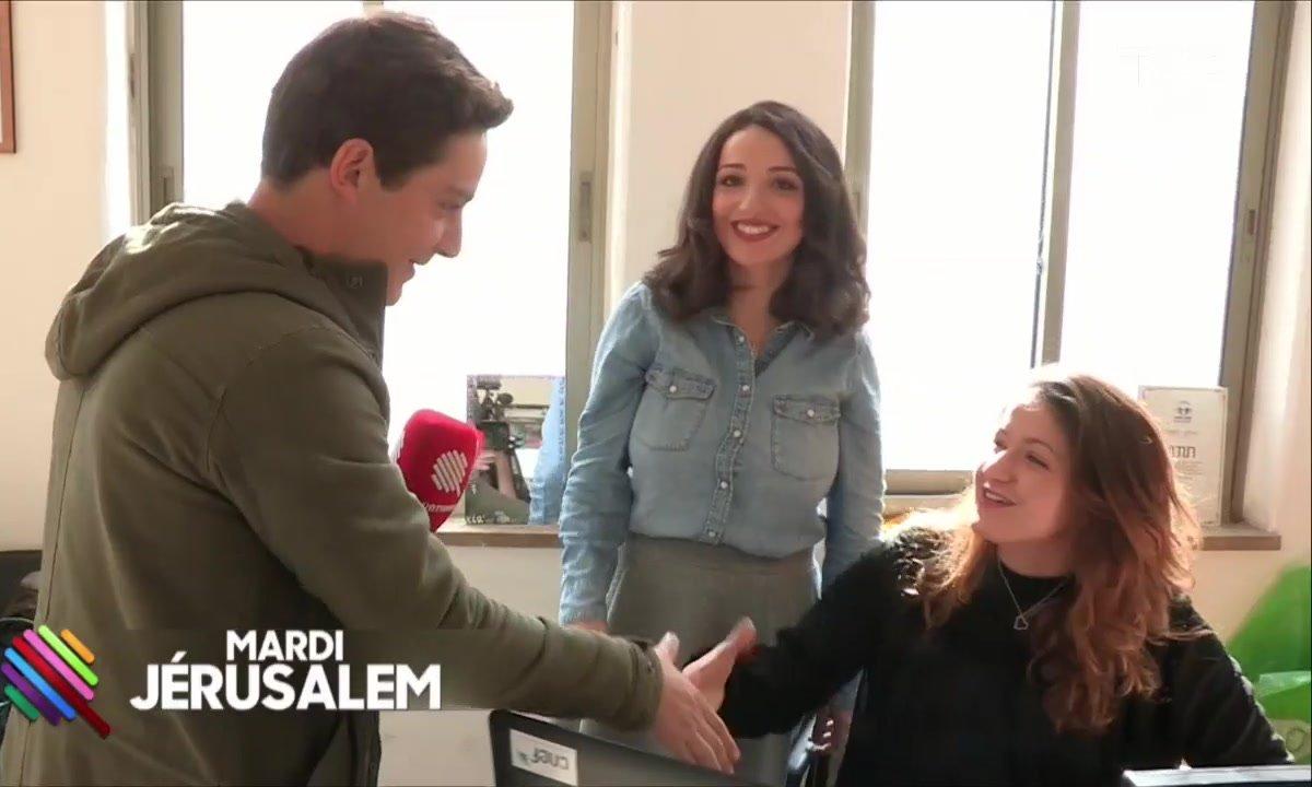 """Martin Weill à Jérusalem - """"On se sent plus en sécurité en Israël qu'en France"""""""