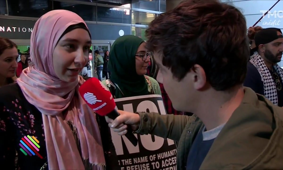 """Martin Weill : """"Muslim ban, ambiance électrique à l'aéroport de LA"""""""