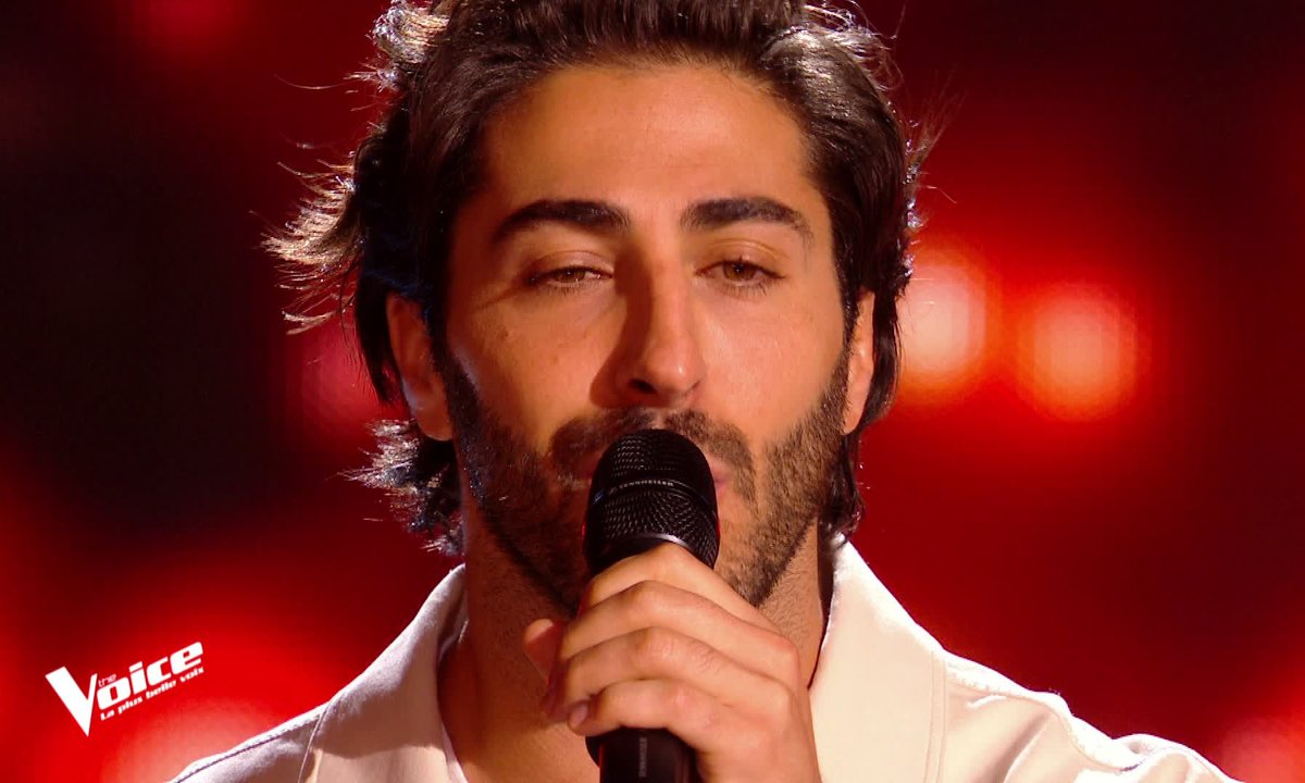 "The Voice 2021 - Marvin chante ""All in love is fair"" de Stevie Wonder"