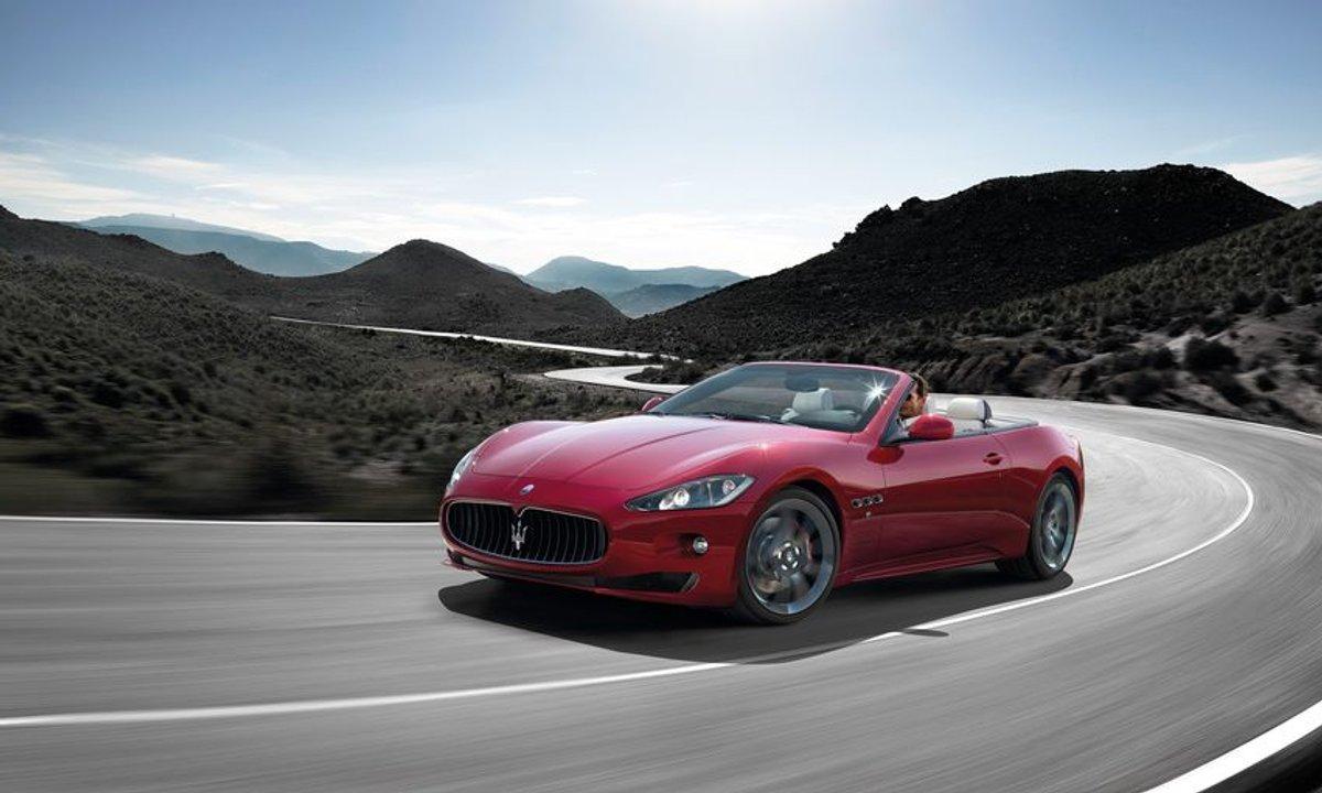 Essai vidéo : Maserati GranCabrio Sport