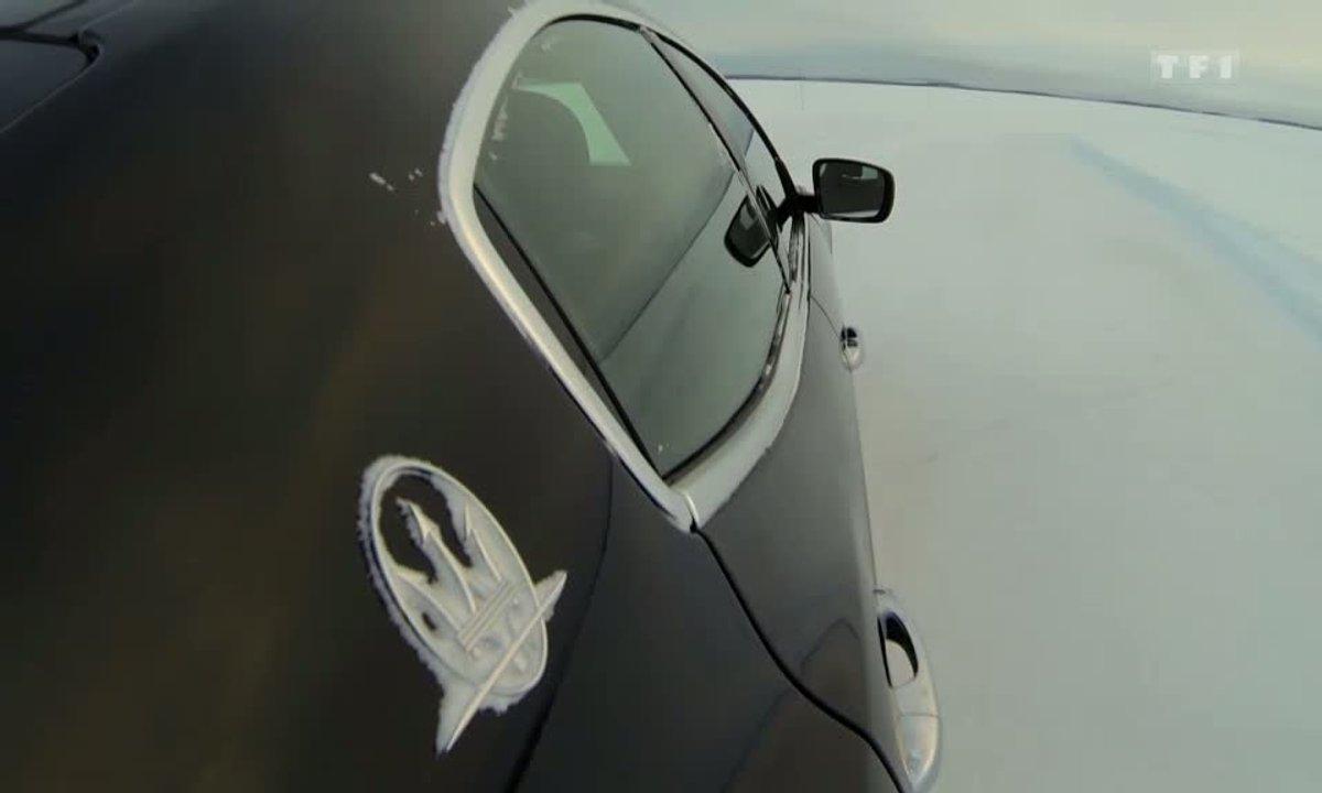 Bonus : La Maserati Ghibli SQ4 en caméra embarquée