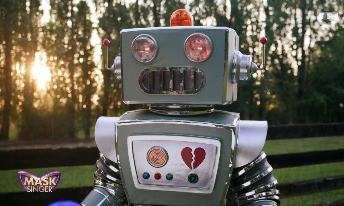 Mask Singer - Indices : Robot (Emission 3)