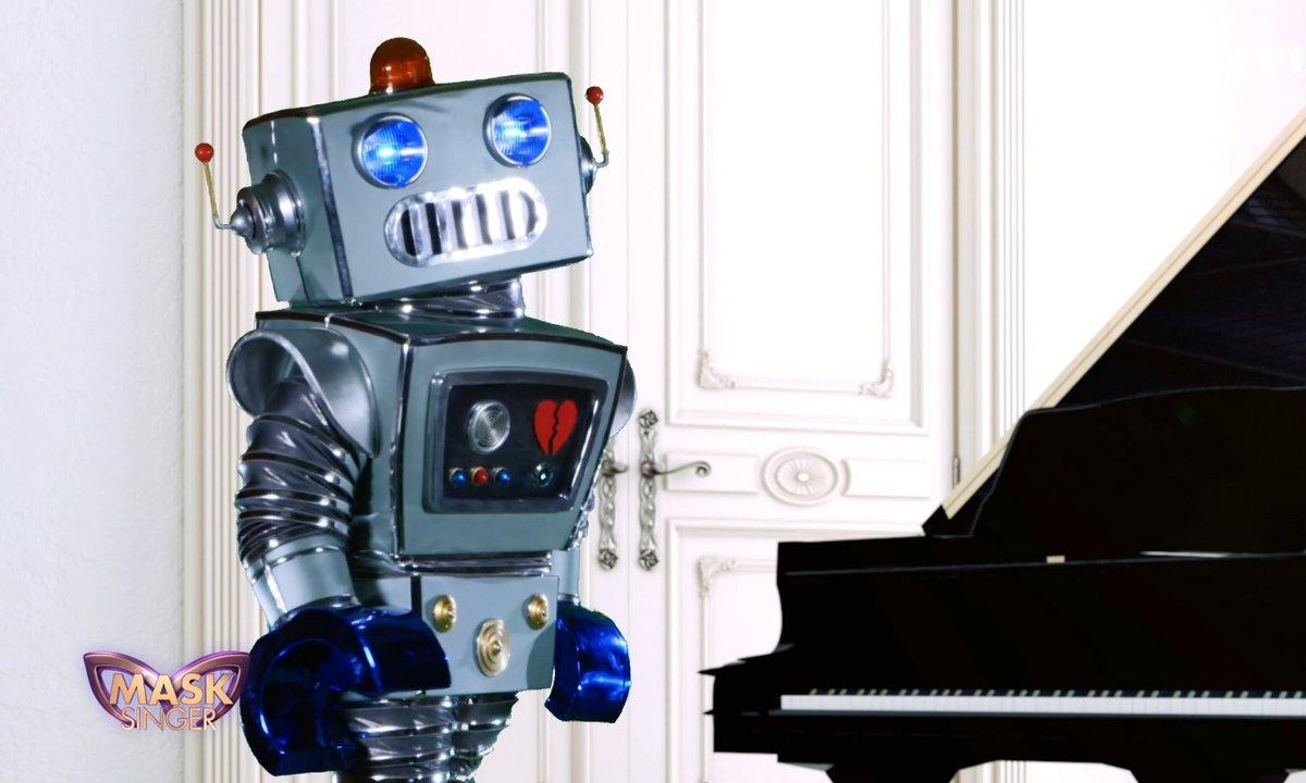 Mask Singer - Indices : Robot (Emission 4)