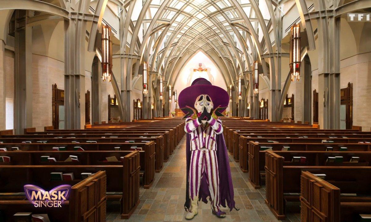 Mask Singer - Indices : Squelette (Emission 4)
