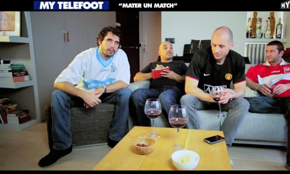 MyTELEFOOT - Mater un match avec un statisticien