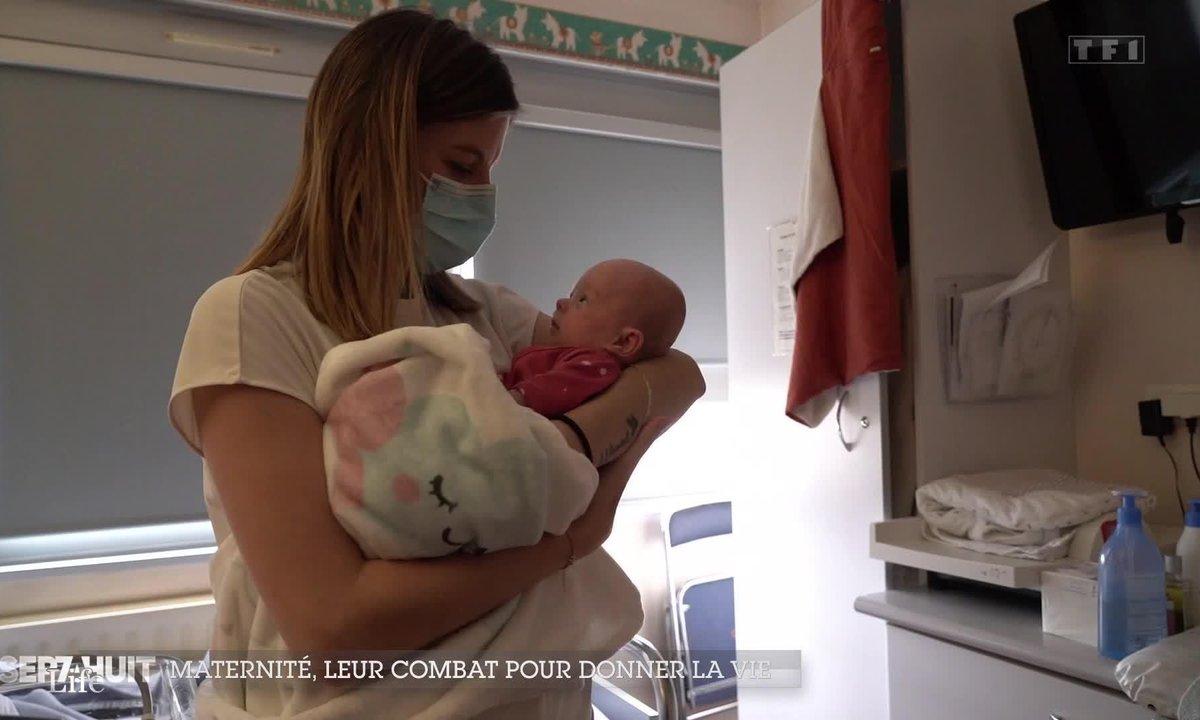 Maternité, leur combat pour donner la vie