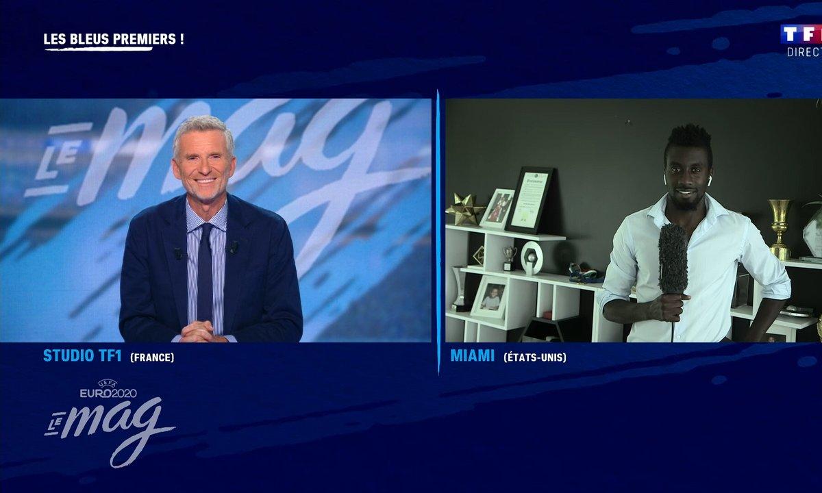 Le Mag de l'Euro : L'analyse de Blaise Matuidi sur la performance des Bleus
